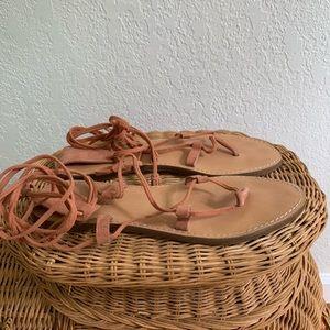 Madewell Board Walk Sandal
